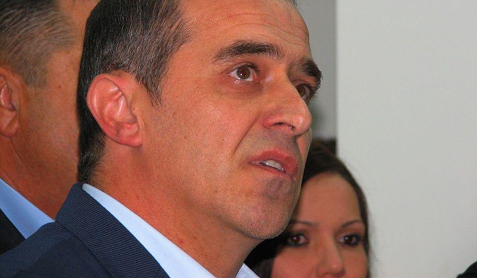 Slaviša Bulatović. Foto Vranje News