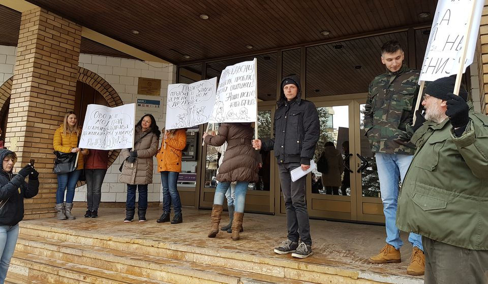 Lakićevićeva najavila štrajk glađu. Foto VranjeNews