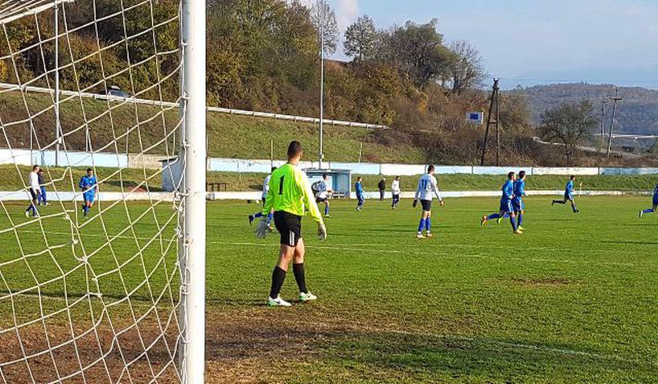Hančani su posle dva kola peti na tabeli. Foto FK Morava