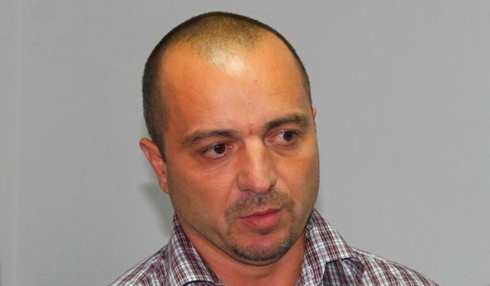 Saša Arsić, koordinator Narodne stranke za jug Srbije. Foto Vranje News