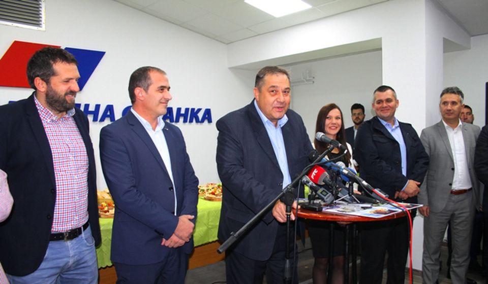 Preuzeli smo odgovornost. Momir Stojilković Foto VranjeNews