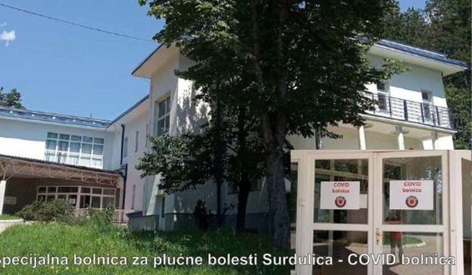 Foto Specijalna bolnica Surdulica