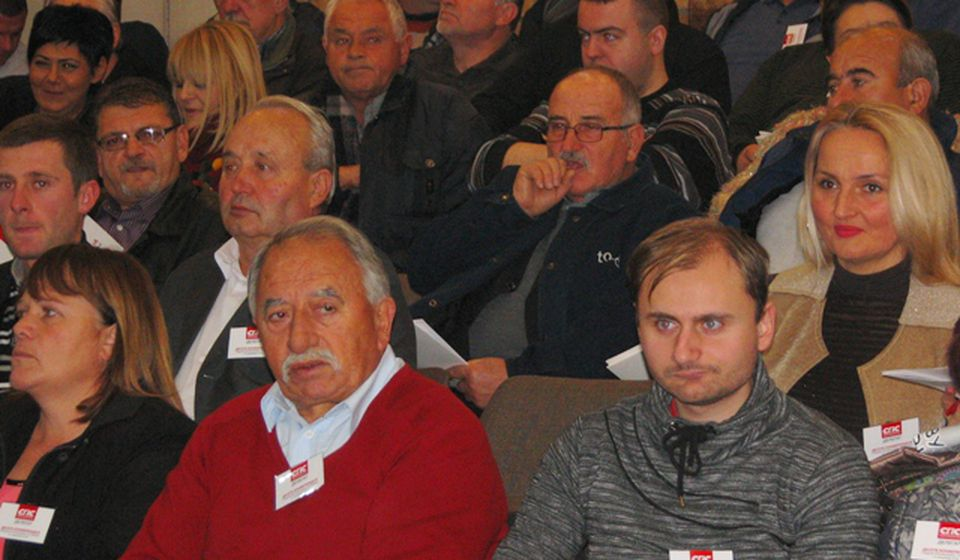 U radu učestvovalo 219 delegata. Foto VranjeNews