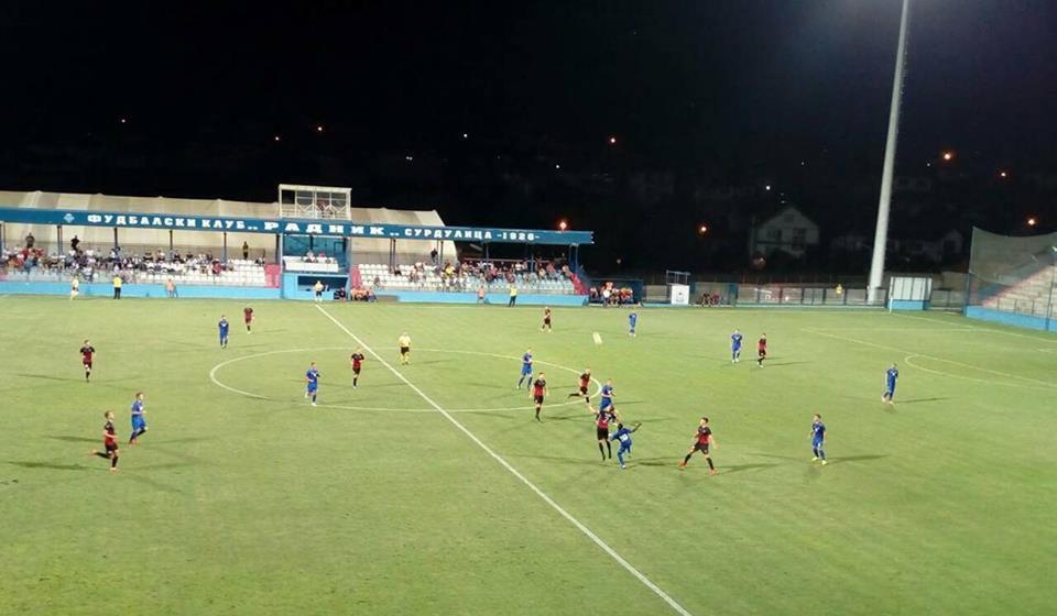 Foto ilustracija FK Radnik