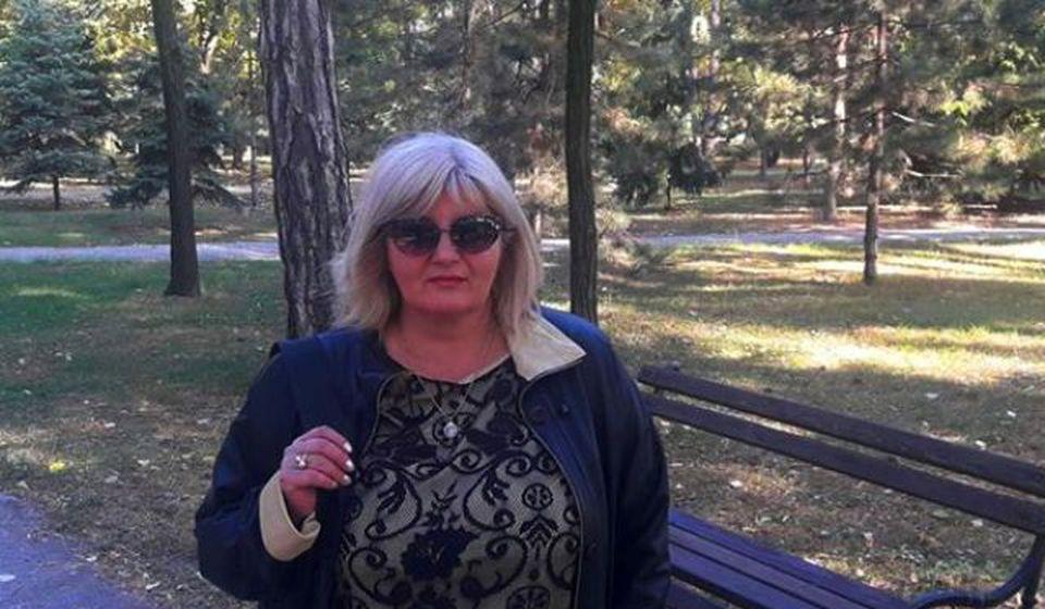 Tuđi dugovi je more: Slavica Cvetković. Foto privatna arhiva