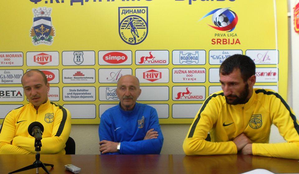 Dinamo i dalje bez poraza na domaćem terenu. Foto VranjeNews