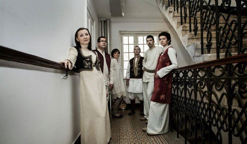 Grupa Izvor. Foto Ivan Grlić