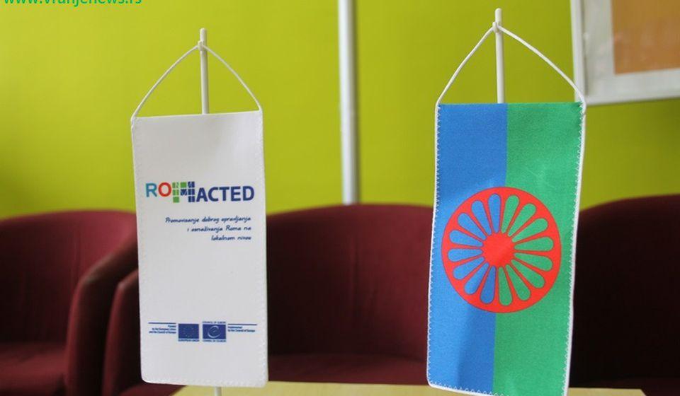 Značajni projekti Romacted-a i u Vranju. Foto Vranje News