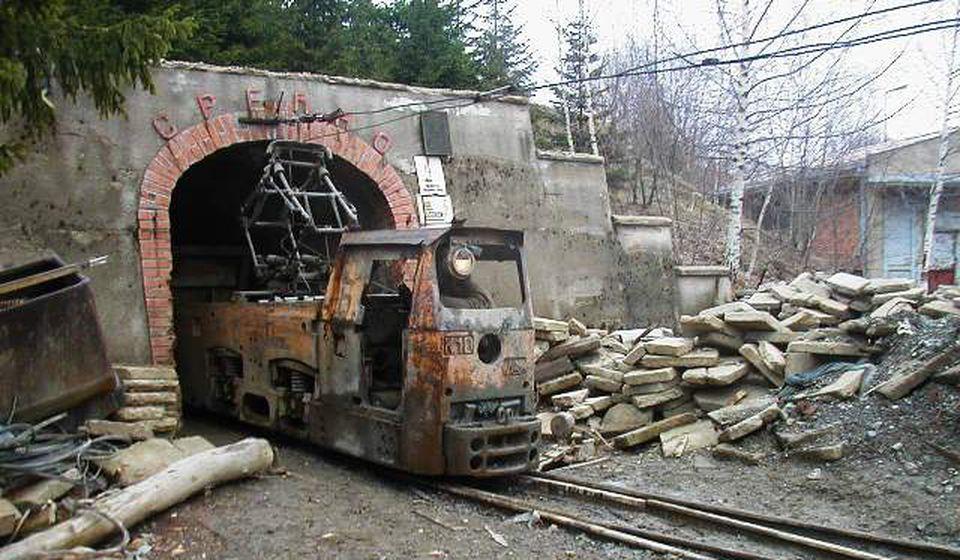 Rudnik Grot. Foto lična arhiva