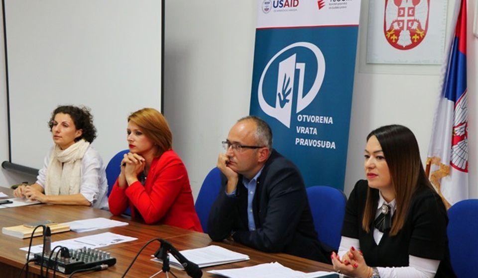 Sa prvih Tematskih otvorenih vrata u Vranju u oktobru. Foto VranjeNews