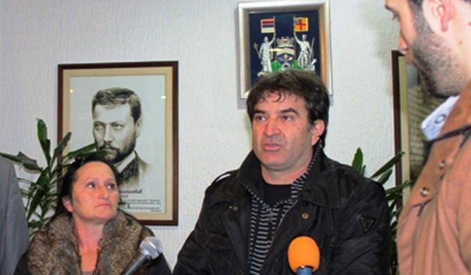 Slađan Ristić. Foto privatna arhiva