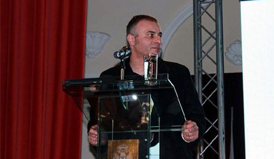Slađan Stojanović Frenki. Foto Vranje News