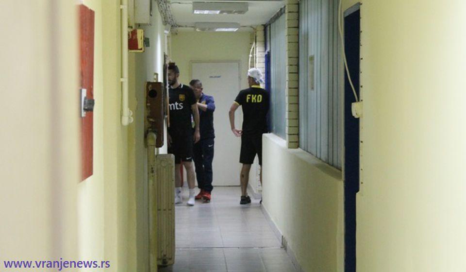 Dinamo su ranije napustili golman Nikola Lakić i još nekoliko fudbalera. Foto VranjeNews