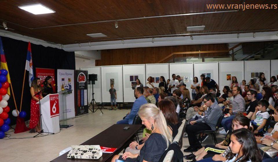 Detalj sa otvaranja festivala 2019. Foto Vranje News