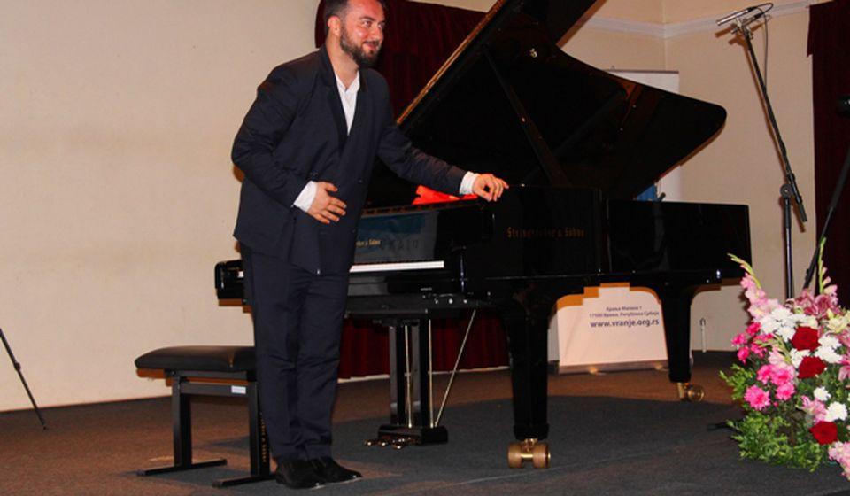 Detalj sa manifestacije Piano summer. Foto Vranje News