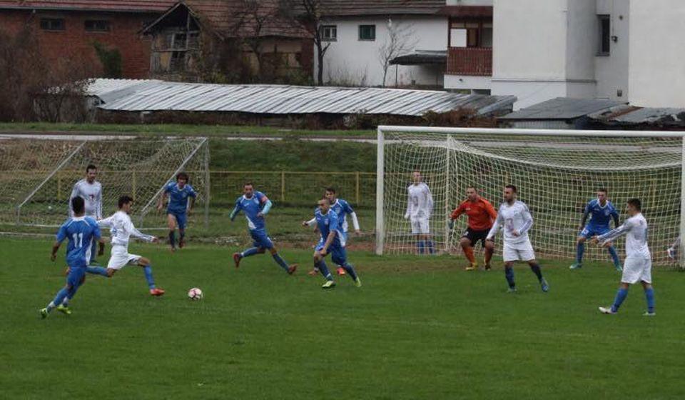 Vranjskoj Banji tri boda protiv OFK Kosanice. Foto ilustracija FK Vranjska Banja