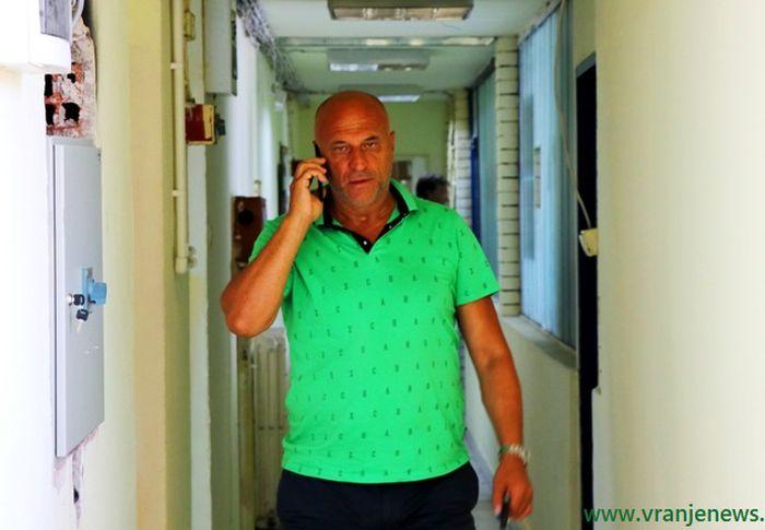 Žalbena komisija odbila Antićev zahtev da preinači kaznu. Foto VranjeNews