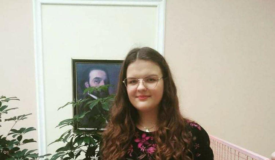 Vedrana Gačić. Foto lična arhiva