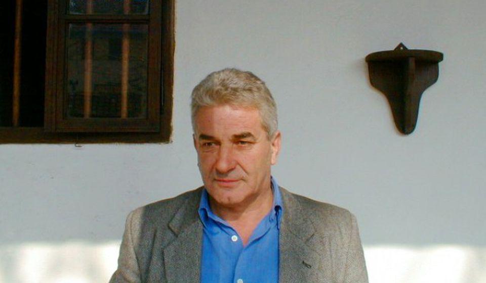 Srboljub Aritonović. Foto privatna arhiva