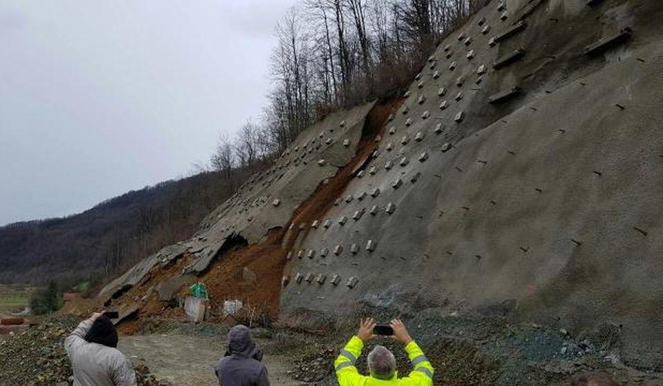 I ranije se obrušavao. Foto Koridori Srbije