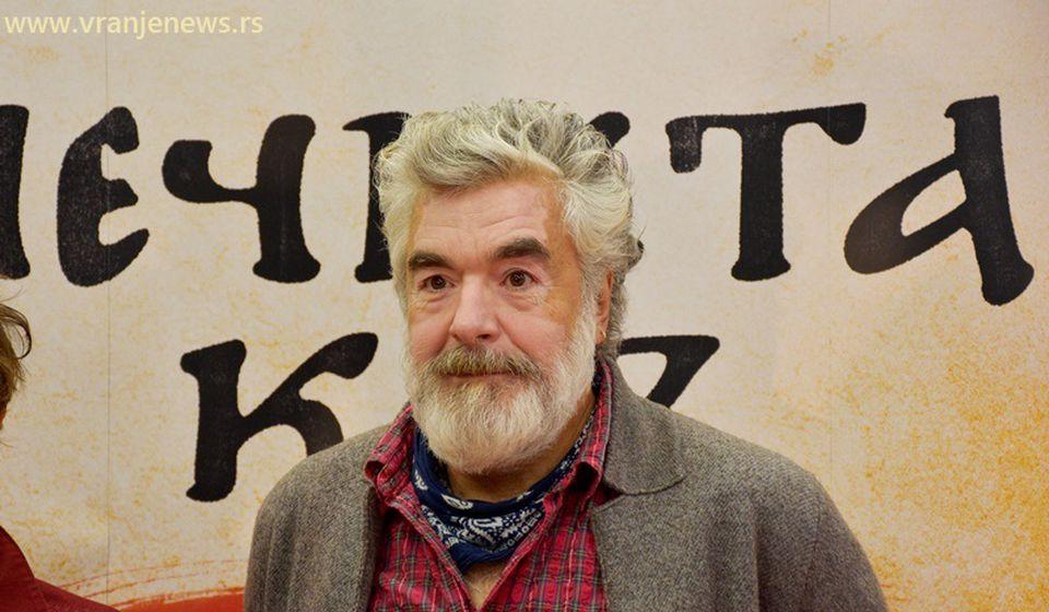 Milutin Petrović. Foto Vranje News