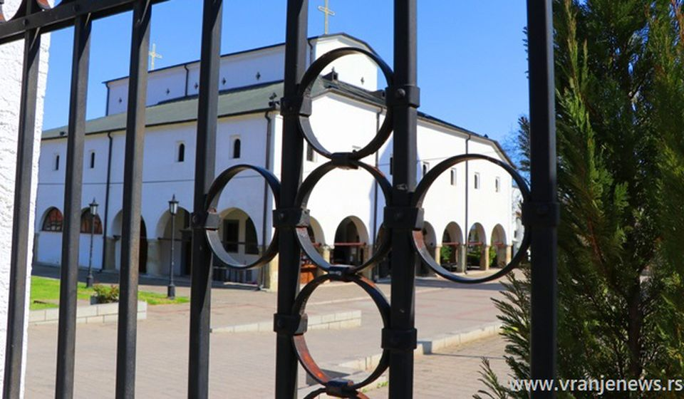 Vernici koji su insistirali na istini nisu bili dobrodošli u porti Gradske crkve u vreme Afere Pahomije. Foto Vranje News