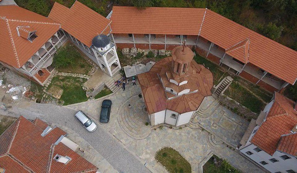 Foto Manastir Draganac (Fejsbuk)