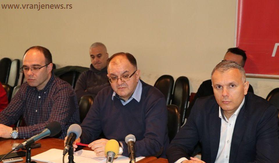 Na listi će biti oko 40 odsto žena, rečeno je na današnjoj konferenciji za medije vranjskog SPS-a.Foto Vranje News