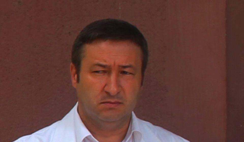 Epidemiolog Slađan Stanković. Foto Vranje News
