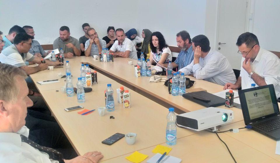 Foto Odbor za ljudska prava Preševo