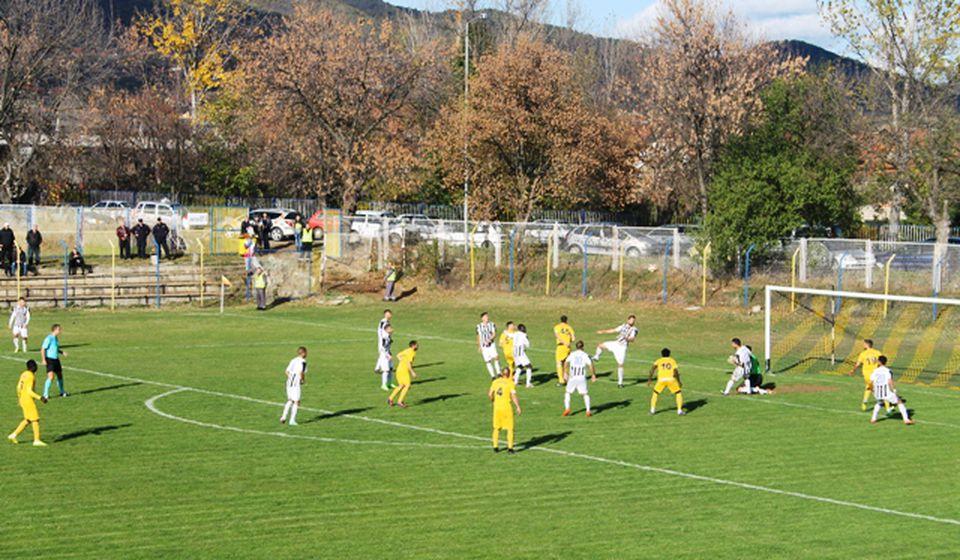 Može li Dinamo do prekopotrebne pobede protiv SInđelića. Foto VranjeNews