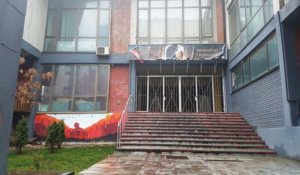 Omladinski kulturni centar (OKCE). Foto Vranje News