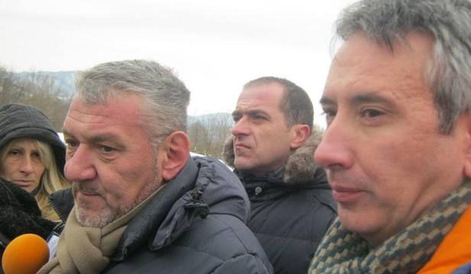 Članovi štaba za vanredne situacije. Foto Vranjenews