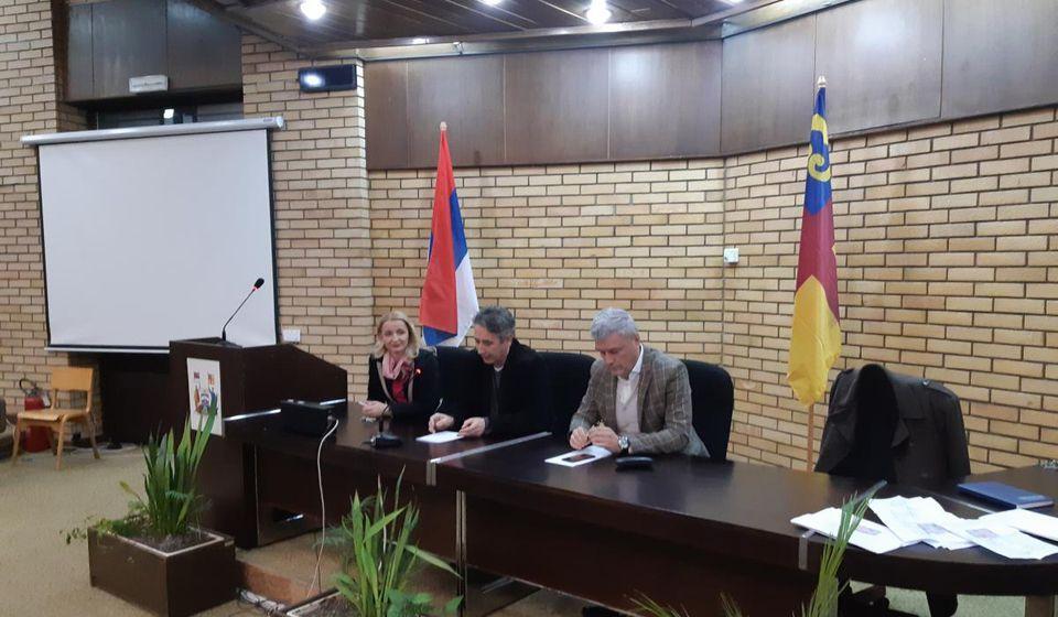 Roditelji upoznati sa svim detaljima. Foto Grad Vranje