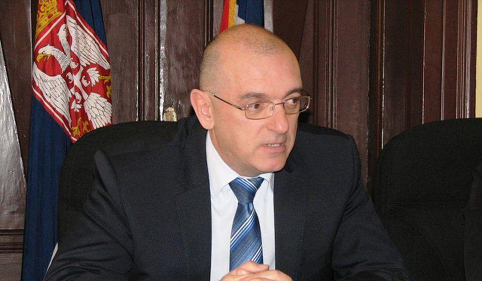 Dragan Dobrašinović. Foto Vranjenews