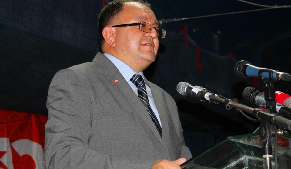 Može biti samo Dačić: Zoran Antić. Foto VranjeNews