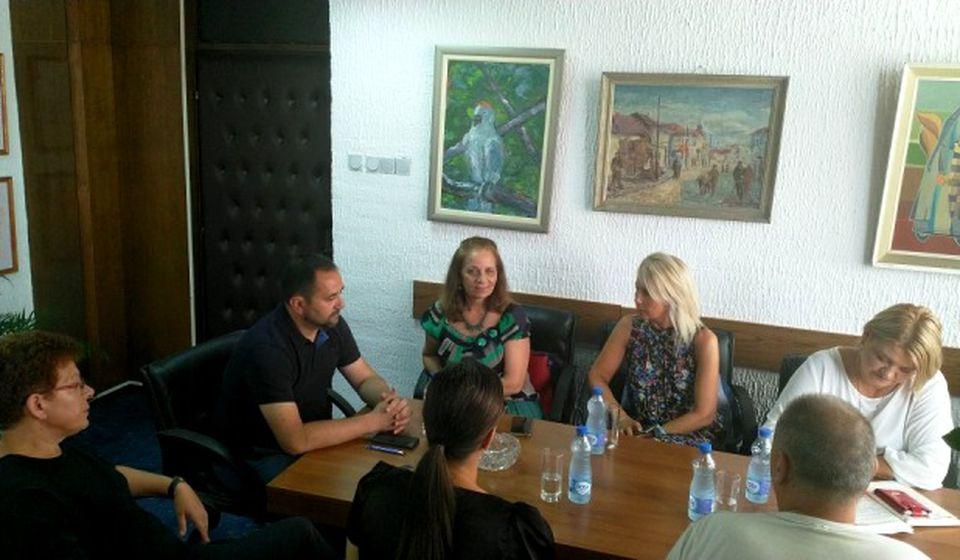 U Vranju funkcioniše Lokalna mreža za prevenciju i borbu protiv trgovine ljudima. Foto lična arhiva