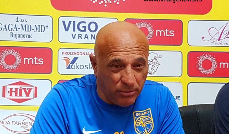 Dragan Antić. Foto VranjeNews