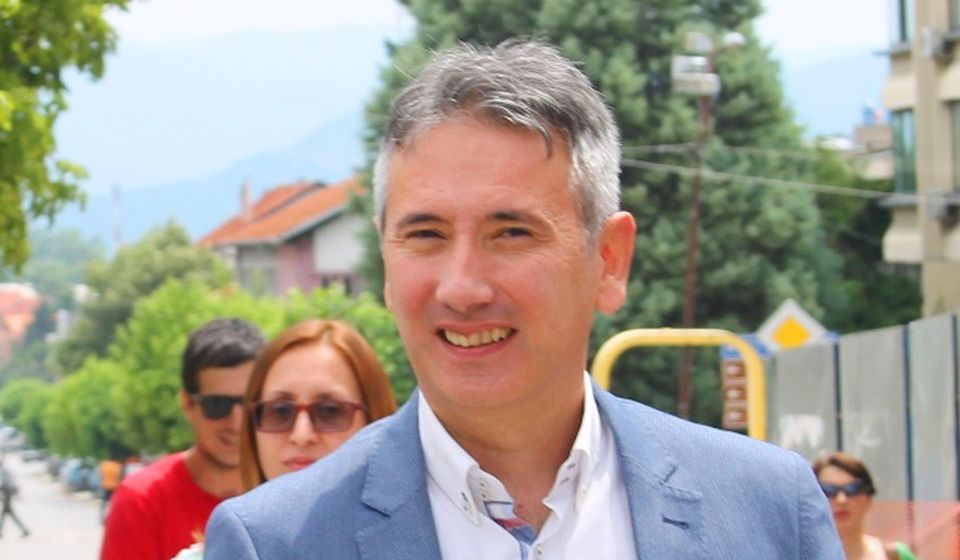 Gradonačelnik Vranja Slobodan Milenković. Foto Vranje News