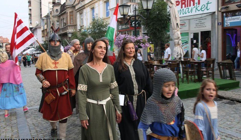 Kesar fest je prošle godine održan u Banji i Vranju. Foto VranjeNews