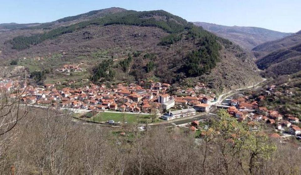 Foto opština Trgovište