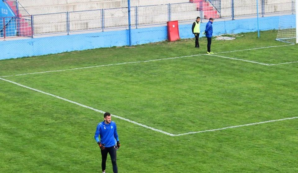 Pojačava konkurenciju među stativama: Nikola Vasiljević. Foto Vranje News