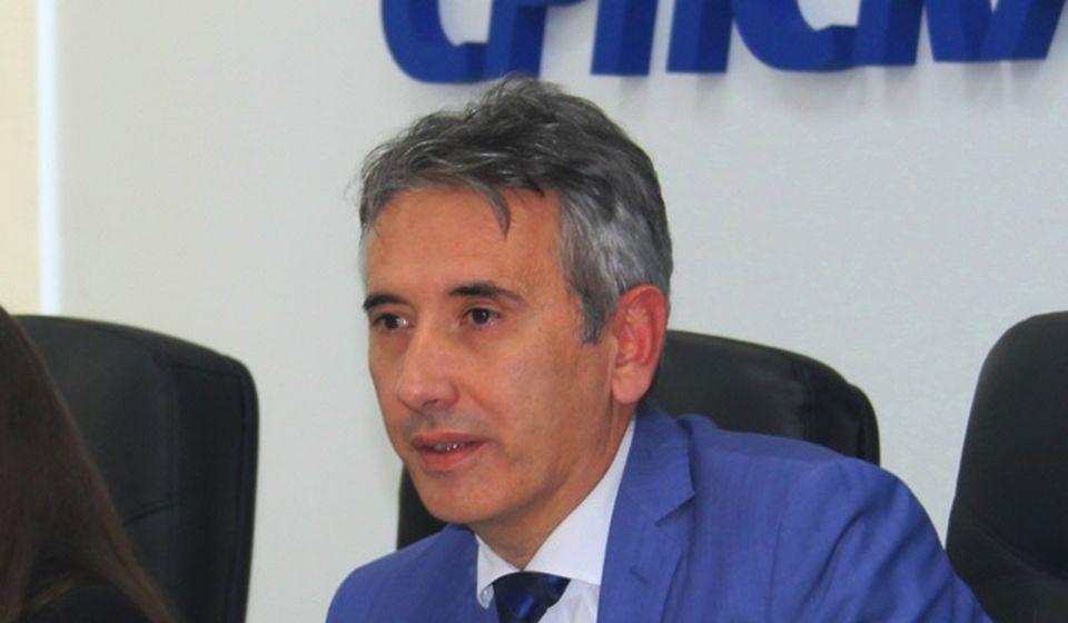 Sve potpisano sa Ministarstvom privrede: Slobodan Milenković. Foto VranjeNews