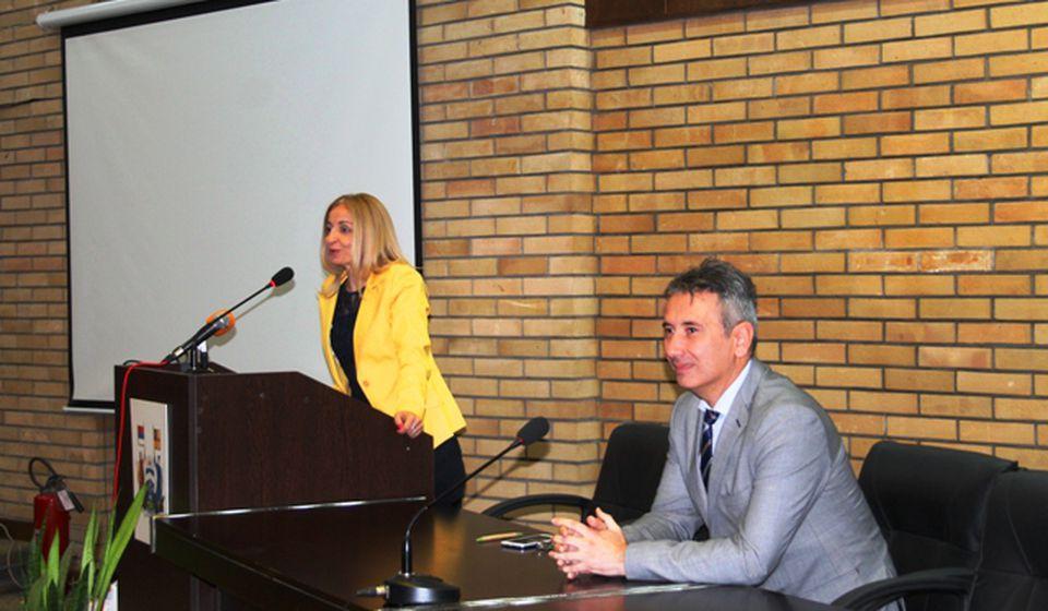 Čestitke i od gradske većnice za obrazovanje. Foto VranjeNews