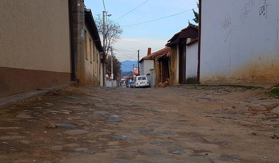 U Baba Zlatinoj ulici u Vranju nalazi se rodna kuća Bore Stankovića. Foto Vranje News