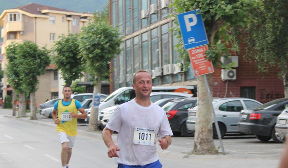 Detalj sa prošlogodišnjeg Vranjskog maratona. Foto VranjeNews