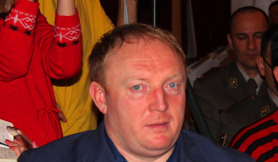 Veliko razočarenje u Trgovištu: Nenad Krstić, predsednik opštine. Foto VranjeNews