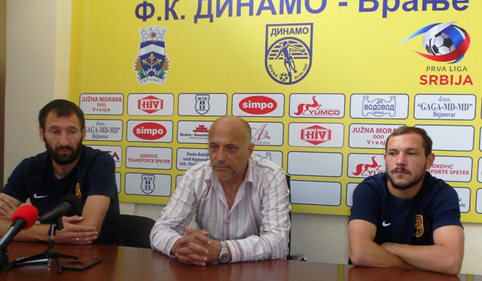 Novi-stari trener Vranjanaca najavio veliko slavlje. Foto VranjeNews