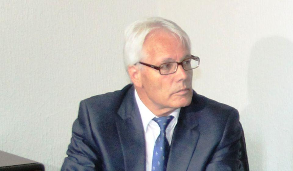 Do hijerarhijskog principa je: Gradimir Jovanović, Foto VranjeNews