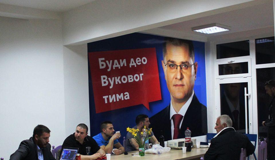 Ovako je bilo na dan predsedničkih izbora u odboru u Vranju. Foto D. Pešić